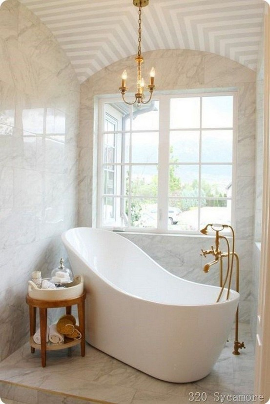 18 Good Small Master Bathroom Remodel Ideas 20