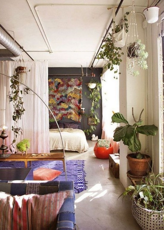 15 Creative And Genius Small Apartment Decorating On A Budget 27