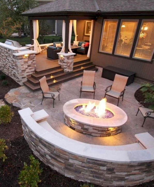 18 Best Backyard Patio Ideas 05