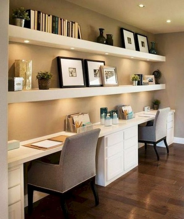 19 Beautiful Office Furniture Design Ideas 17