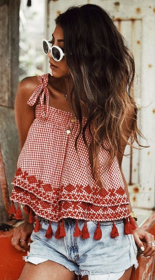 21 Unusual Boho Outfit Ideas For Women Will Love 17