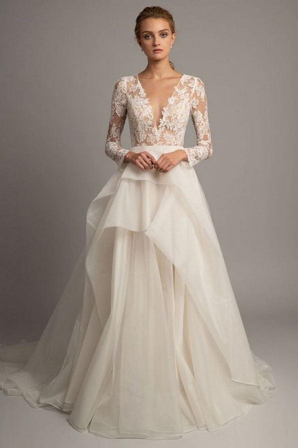 18 Best Wedding Dress Trends Ideas For Spring And Summer 2019 17