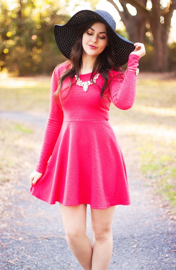 18 Classy Valentine'S Day Outfits Ideas To Copy Now 04