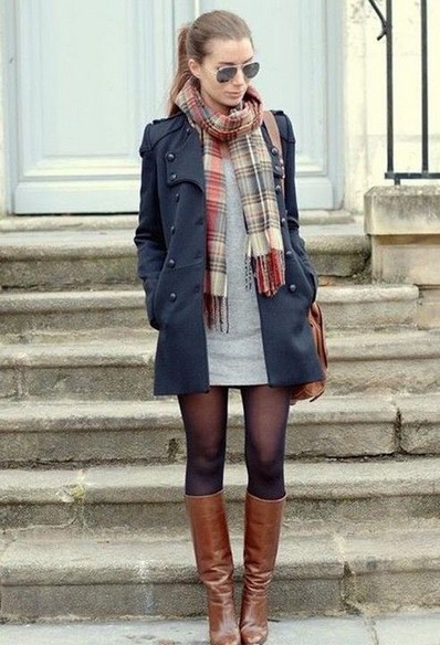 18 Lovely Outfit Ideas To Wear This Fall 12
