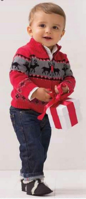 20 Stunning Christmas Outfits Small Boys 29