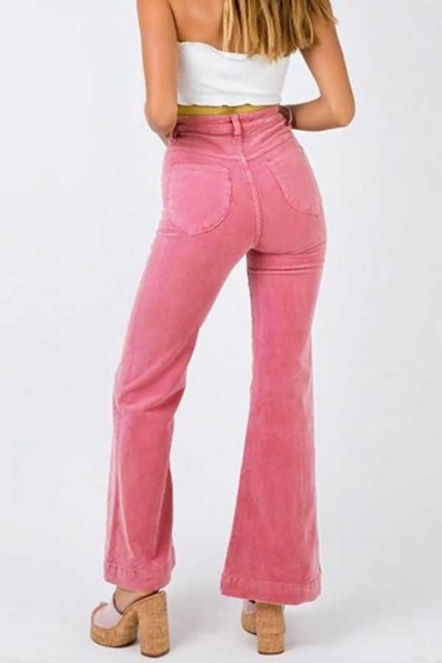 20 Stunning High Waisted Pants For Slim Women This Fall Winter 02