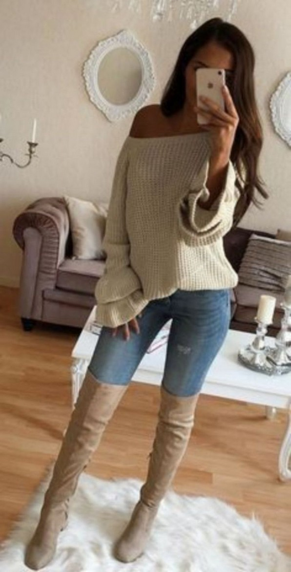 20 Stylish Fall Outfits Ideas To Inspire Yourself 23