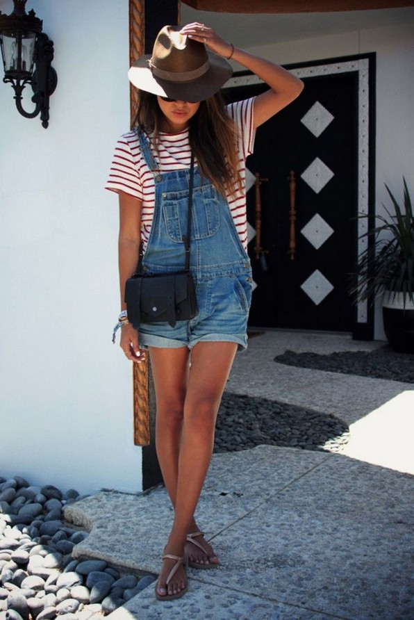 21 Stunning Stripes Outfit Ideas For Spring And Summer 26 1