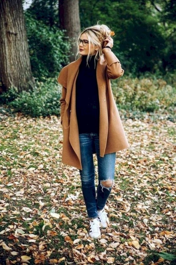 22 Flawless Fall Outfits Ideas To Try Right Now 29