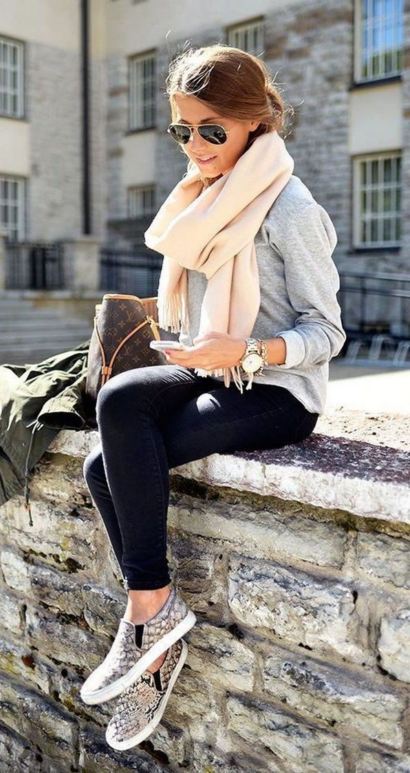 24 Awesome And Classy Fashion Fall To Inspire You 07