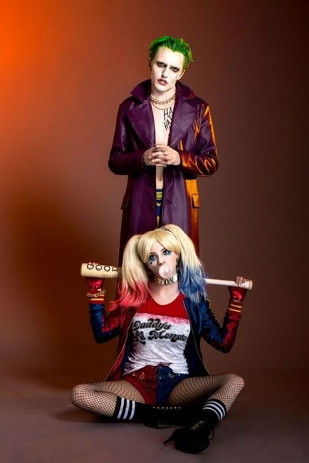 26 Unique And Creative Halloween Couples Costumes Ideas 31