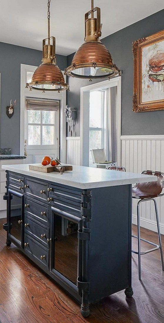 27 Free Delightful Summer Kitchen Design And Decorating İdeas New 2019 16