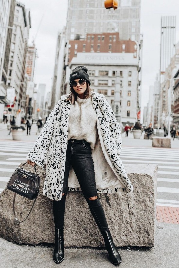 20 Women Winter Outfit Trends For 2020 10