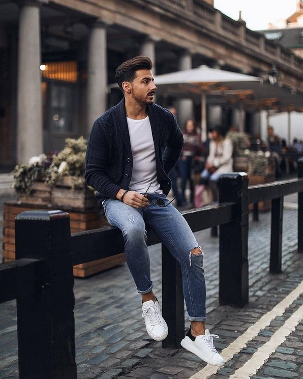 23 Best Fall Outfit Idea For Cool Men 08