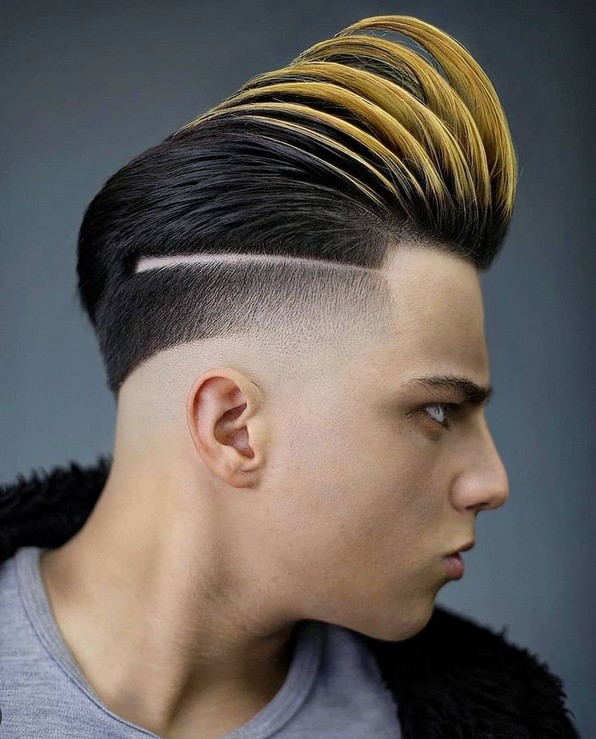 27 Creative Short Haircut For Men Style 23