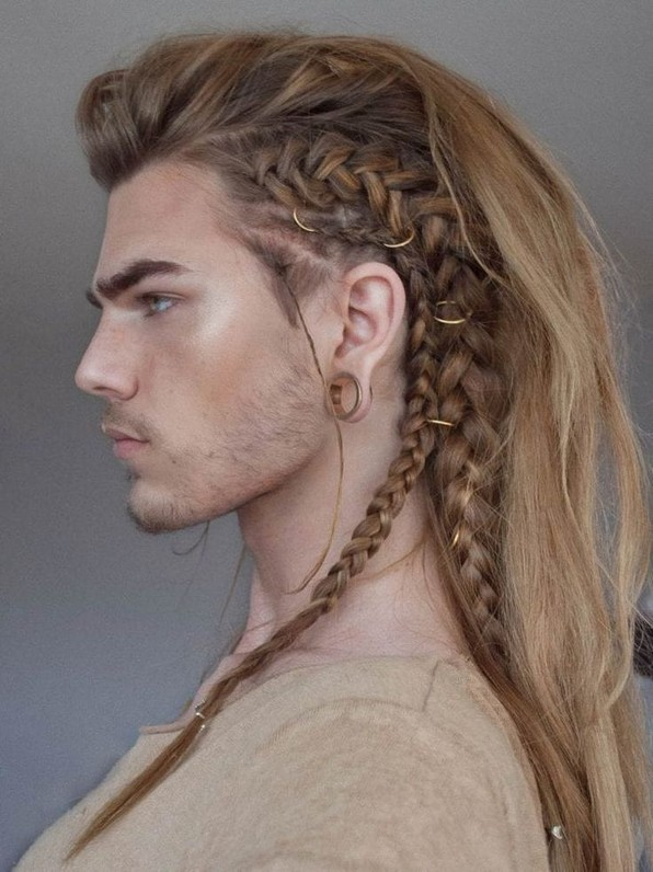 28 Trendiest Long Hairstyle Ideas For Men 09
